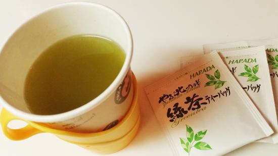 仙台お土産花の月合うお茶